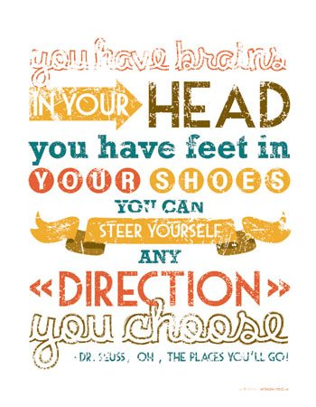 Dr. Suess Quote Printable