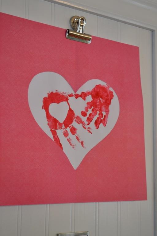 Valentine's Kid Project