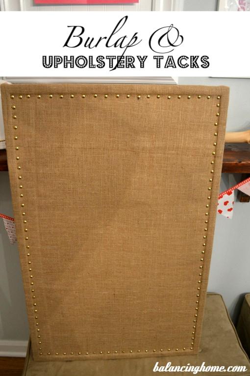 Updated Cork Board