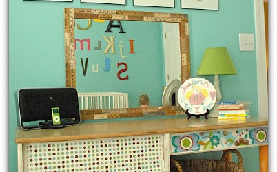 Guest Post Yard Stick Mirror