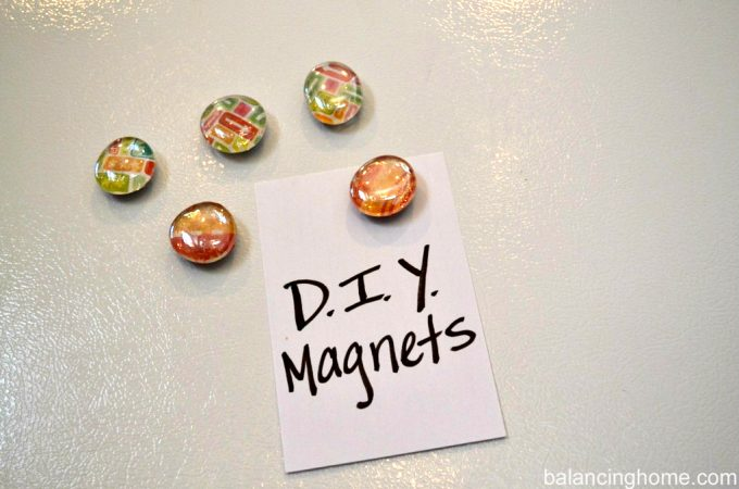 DIY Magnets