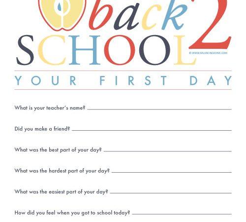 Five Ways to Make Back To School Fun & Memorable