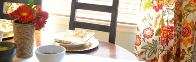 Southwest Inspired Dinner Table