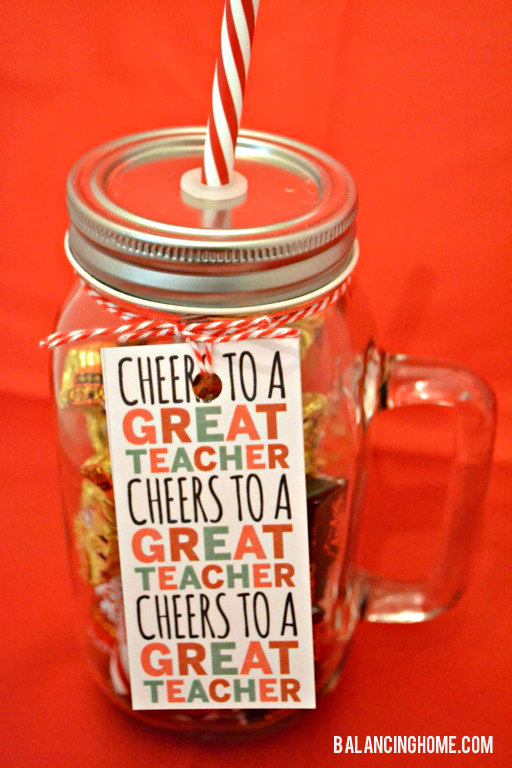 Cheers to a Great Teacher