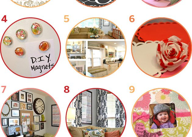 Top 12 Posts in 2012 From Balancing Home