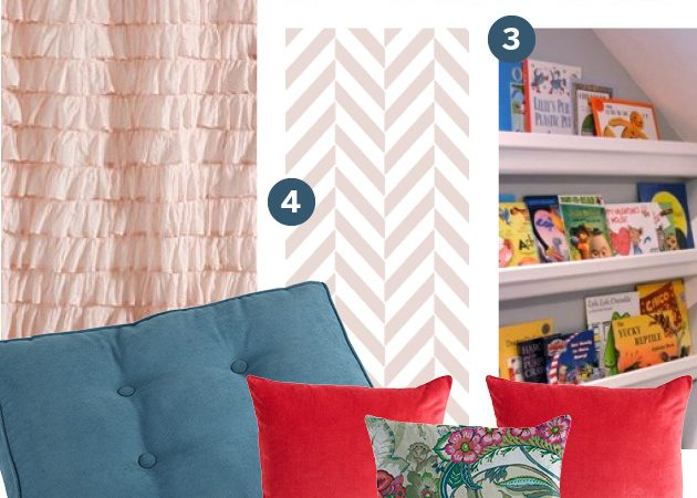 Big Girl Room Updates and Mood Board