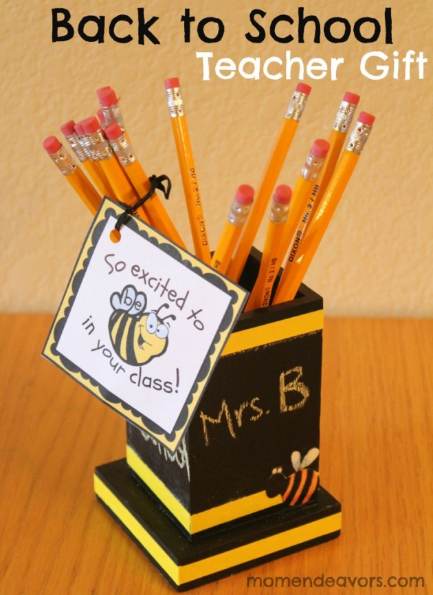 Back to School Gift Printable