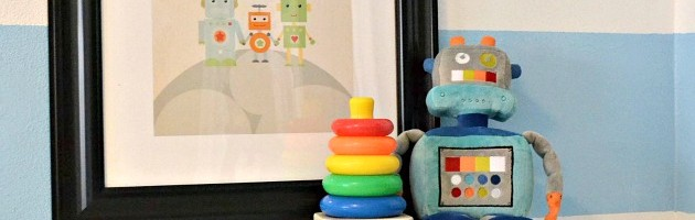 Minted Robot Art & $100 Giveaway