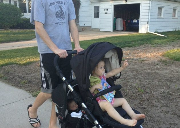 Britax Stroller Giveaway