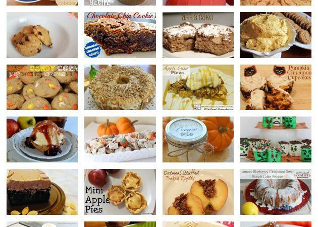 35+ Fall Dessert Recipes