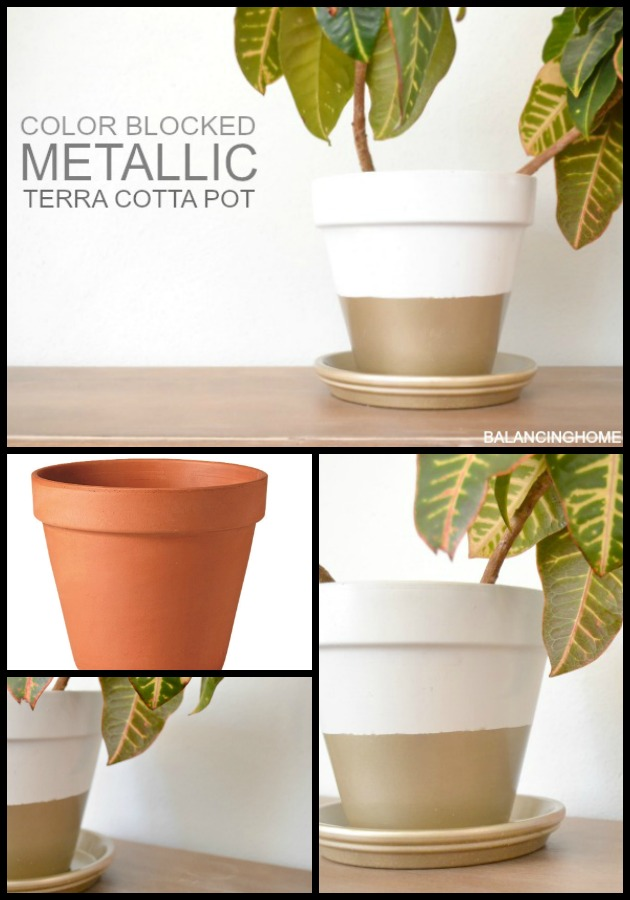 COLOR-BLOCKED-METALLIC-TERRA-COTTA-POT