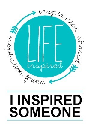 Life Inspired Feature Button