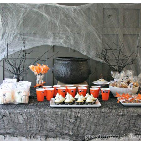 Halloween dessert feature