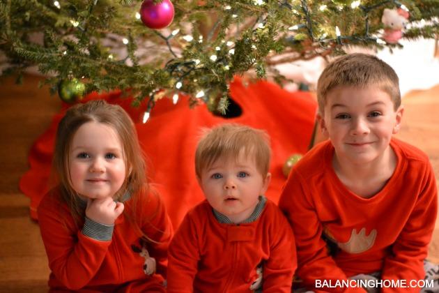 CHRISTMAS-PJS