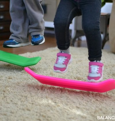 Keeping Kids Active and Busy