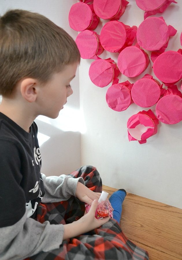 My Heart Is Bursting- A Valentine Classroom Activity