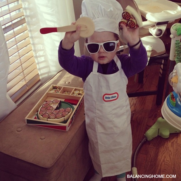 DRESS UP CHEF