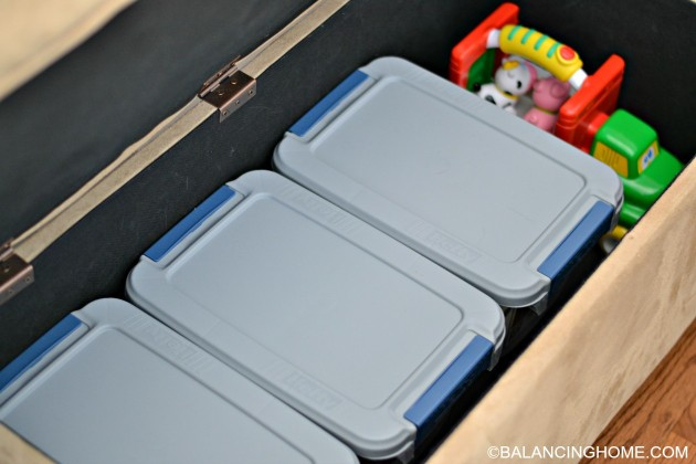 Toy-storage - Storing Toys & Maintaining Style - Balancing Home