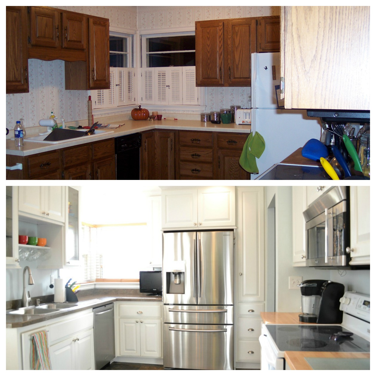 Kitchen Before And After : Image Kitchen Before And After Download