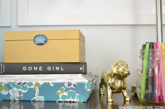 A Jeweled Box