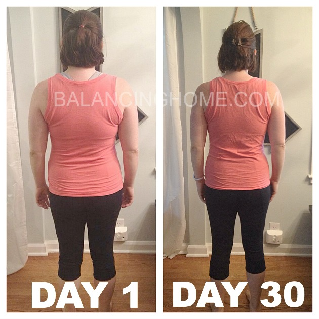 Paleo Diet Before And After 30 Days