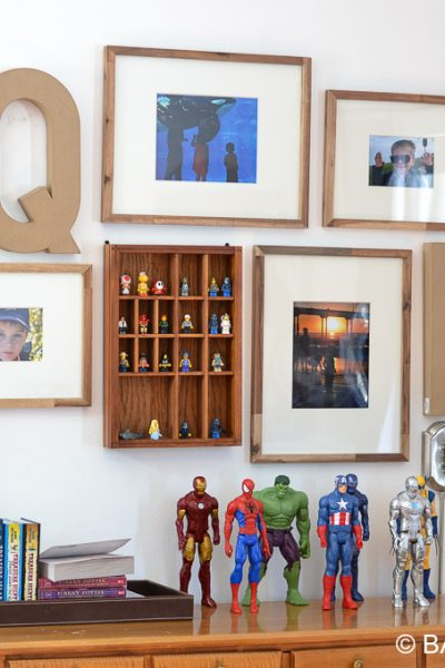 Boy's Room Gallery Wall