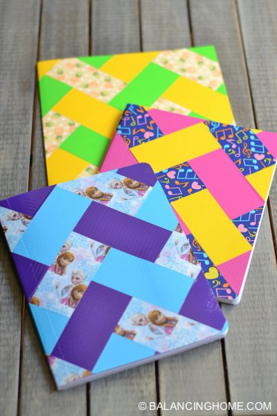 Make Cheap School Supplies Fun & Durable