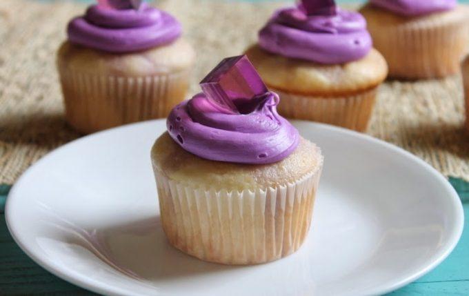 Vodka Jelly Cake Recipe: 50 Drink Inspired Cupcakes