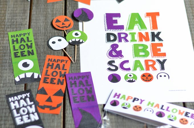 Halloween Printable Pack