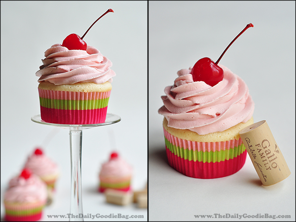 moscato cupcakes recipe