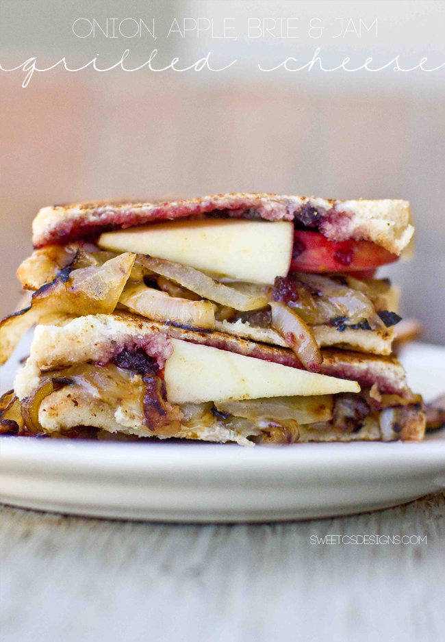 the-best-grilled-cheese-ever-with-caramelized-onions-apples-brie-and-jam