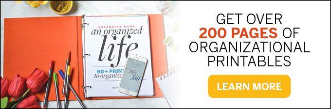 organizedlife-banner