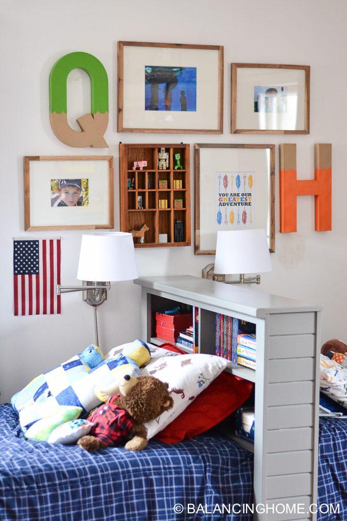 shared boys bedroom 1