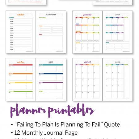 Planner-Graphics