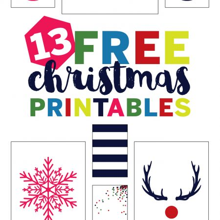 Christmas Subway Art Free Printable.Printables Party Holiday Home Organization Printables