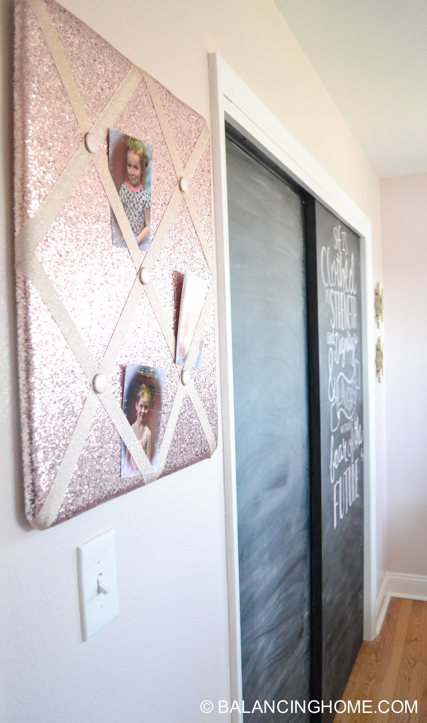 Girl Bedroom Decorating Ideas Moodboard woodland forest folktale, gray, pink, mint, mint, periwinkle