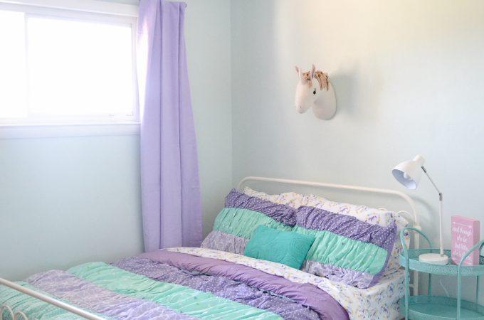 Bedroom Decor Ideas & Mini Makeover
