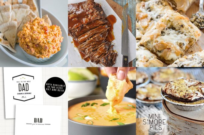 Father's Day Barbecue Meal Plan