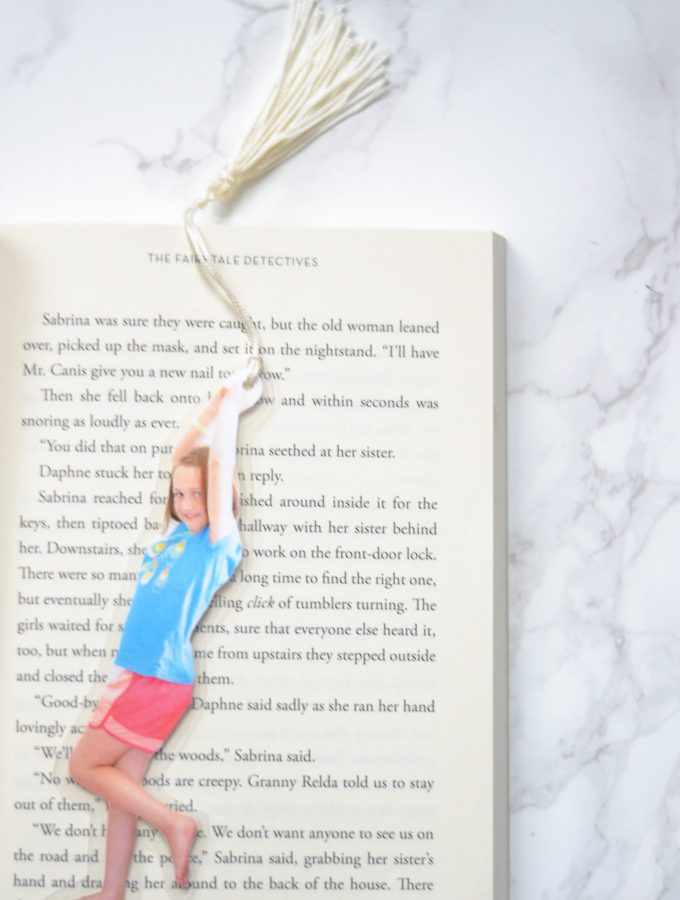 DIY Bookmarks: Easy Kid Craft