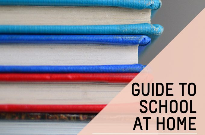 How to handle school at home durning quarantine
